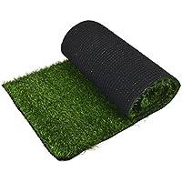 Tischläufer Rasen Design Kunstgras 140x40cm grün Dekogras