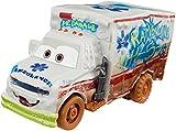 Mattel Disney Cars DYB22 - Disney Cars 3 Crazy 8 Crashers Oversized Dr. Damage