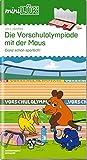 miniLÜK Die Vorschulolympiade mit der Maus
