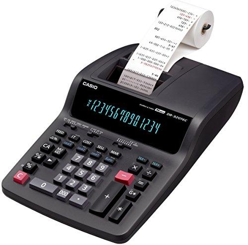 CASIO DR-320TEC calcolatrice scrivente professionale -...