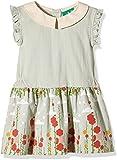 Little Green Radicals Girl's Secret Garden Peter Pan Dress Dress