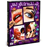 Noris Spiele 609340699 - Schipper Malen nach Zahlen - The Art of Make-up (Quattro), 18 x 24 cm