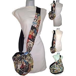 Schultertasche Design Kunsthandwerkerin - Baumwolle antike Motorräder. es ist klein und ist groß. Modische Tasche, zum StrandEinkaufstasche, Sporttasche, Tasche für Helm, Beutel für Haustier. Maschinenwaschbar. Personifiziert mit Ihren Initialen Namen Optionen