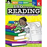 180 Days of Reading for Kindergarten (Practice, Assess, Diagnose)