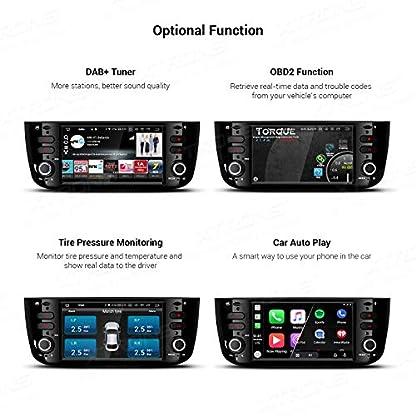 XTRONS-61-Android-90-Quad-Core-Autoradio-2GB-RAM-16GB-ROM-mit-Touchscreen-Multimedia-Player-Plug-und-Play-Autostereo-untersttzt-4G-WiFi-Bluetooth-DAB-OBD2-TPMS-FR-FIAT