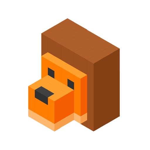 3D Pixel Art Farbe nach Anzahl-kreative Spiele, Malbuch (Farbe Anzahl Seiten)