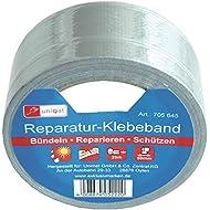 Uniqat Reparaturklebeband / Vielzweckband silber 50mm x 25m