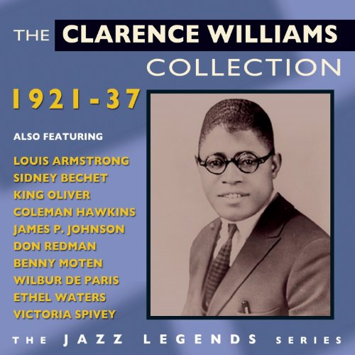 The Clarence Williams Collection 1921-37 [Clean]