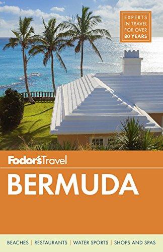 Fodor's Bermuda Full-Color Travel Guide [Idioma Inglés]