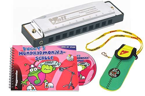 Voggenreiter 450 - Voggy\'s Mundharmonika-Set