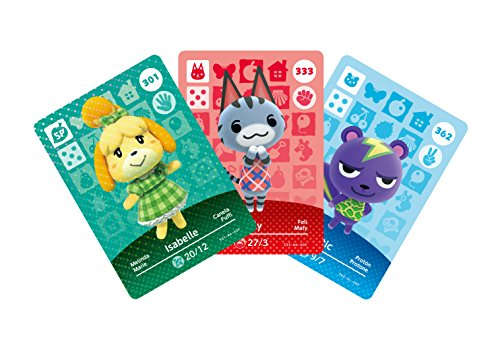 Animal Crossing amiibo-Karten Pack (Serie 4) - 2