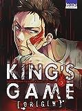 King's Game Origin Vol.3