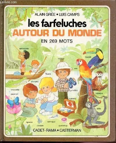 Les Farfeluches autour du monde en 269 mots