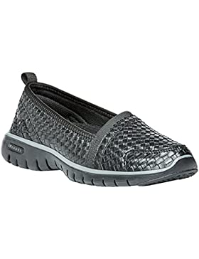 Propet Travellite Slip-On Woven Donna Sintetico Mocassini