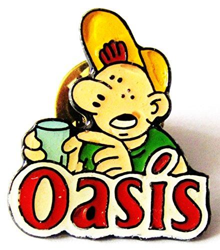 her - Pin 22 x 20 mm (Oasis Kostüm)