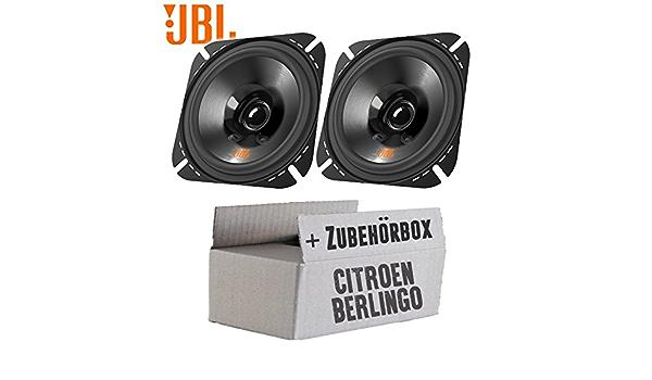 Lautsprecher Boxen Jbl Stage2 424 2 Wege 10cm Koax Auto Einbauzubehör Einbauset Für Citroen Berlingo 1 Just Sound Best Choice For Caraudio Navigation