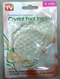 Usato, 10 Coppia cuscinetto gel trasparente scarpe tacco tacchi usato  Spedito ovunque in Italia