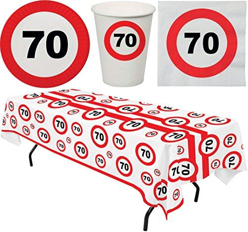 eburtstag 70 Jahre Verkehrsschild (70 Geburtstag Party)