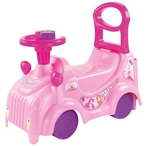 *Rutschfahrzeug Princess aus hochwertigem Kunststoff*