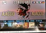 Corsic'Arte Carte Postale DVD d'une ville de Corse