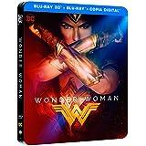 Wonder Woman Blu-Ray 3d Steelbook