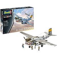 Revell-A-26B Invader Revell-A-26B Invader, Kit de Modelo, Escala 1: 48 (3921) (03921)