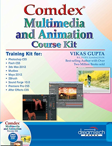 Comdex Multimedia and Animation Course Kit (English Edition) eBook ...