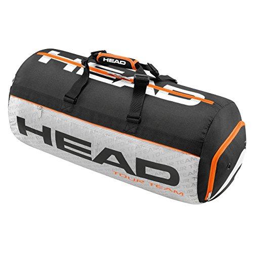 Preisvergleich Produktbild Head Sporttasche Tour Team Sport Bag,  Silber / Schwarz,  74 x 35 x 35 cm