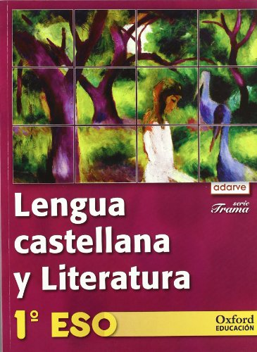 Lengua castellana y literatura 1º eso adarve trama