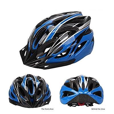 IFLYING Bike Helmet, Eco-Friendly Super Light Integrally Cycle Helmet Adjustable Lightweight Mountain Road Bike Helmets for Men and Women from IFLYING