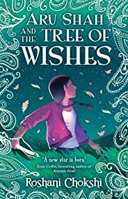 ARU SHAH AND THE TREE OF WISHES (Book 3)