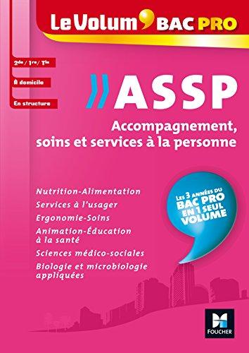 ASSP - Le Volum'BAC PRO - Nº17 par Jocelyn Garnier