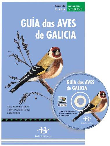 Guía das aves de Galicia (Baía Verde) por Xosé Manuel Penas Patiño
