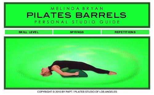 Pilates BARRELS Personal Studio Guide (Melinda Bryan Pilates Pocket Guide) (English Edition)