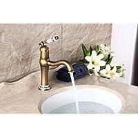 SBWYLT-Antico continentale contatore bacino rubinetto lavabo in