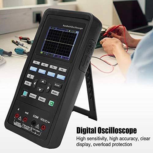 Oszilloskop Digitalmultimeter Hantek2D72 / 2D42 USB 70MHz / 40MHz Digitaloszilloskop + 25M Signalgenerator AC100-240V 2-Kanal(Hantek2D72)