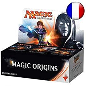 Box of 36 Boosters Magic French origin MTG Magic