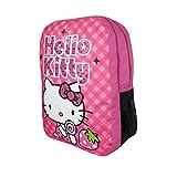 Hello Kitty - Sac à dos 42 CM Fraise
