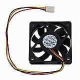Best SODIAL (R) Ventilateurs CPU - SODIAL(R) Ventilateur refroidisseur CPU Radiateur 60x60mm boitier d'ordinateur Review