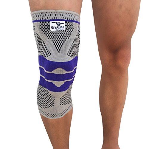 Rodillera deportiva - Rodillera rotuliana y ligamentaria - Protección