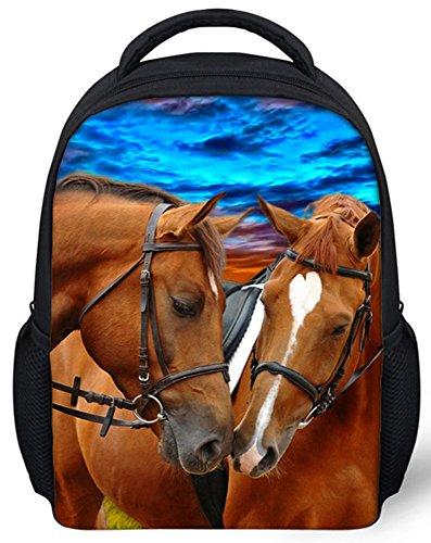 for-u-designs-12-pouces-mignonne-cheval-sac-a-dos-garcons-fille-cartable-maternelle-3d-animal-visage