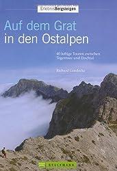 Auf dem Grat in den Ostalpen: 40 luftige Touren zwischen Tegernsee und Etschtal