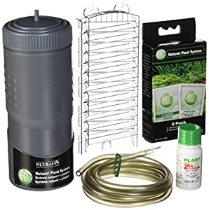 Hagen Nutrafin CO2 Natural Plant System with CO2 Activator and Stabilizer
