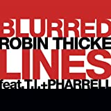 Blurred Lines (Clean Version) [feat. T.I.] [Clean]