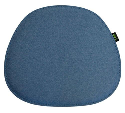 Violan VSC04 Sitzkissen Eames Side Chair, ice-blue