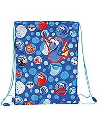 PERLETTI Sacca Porta Scarpe Bambino e Bambina Disney Pixar alla Ricerca di  Dory - Borsa Scarpe c2d33848bb7