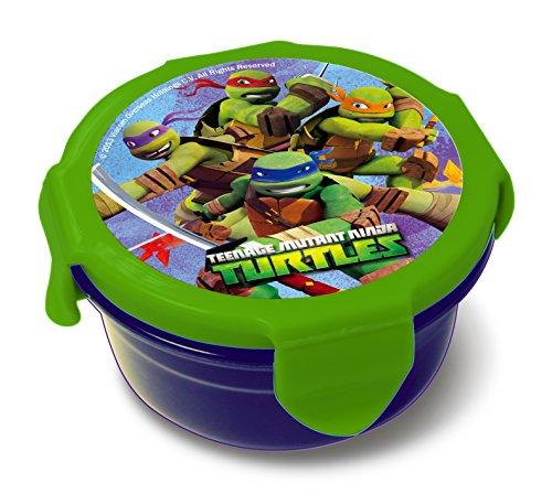 tant Ninja Turtles Snack Topf, mehrfarbig (Ninja Turtles Passt)