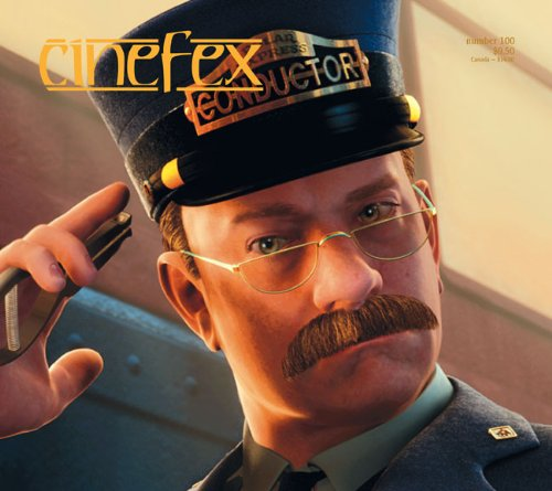 Cinefex 100 State of the Art/Polar Express/Lemony Snicket - January 2005