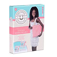 The Great British Sewing Bee Tote Bag Kit, GBSB Kids Sewing Project