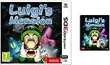 Luigi's Mansion + Gamuza limpiapantallas